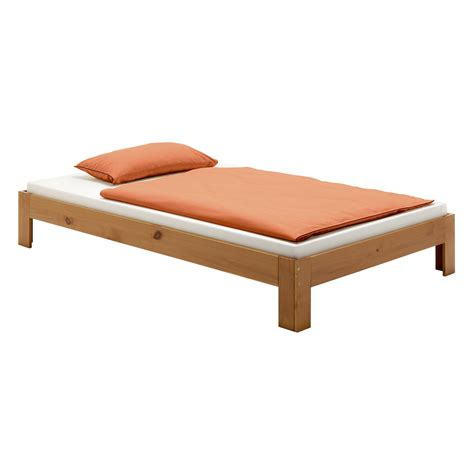futonbett 100x200 futonbett 100 x 200 cm honigfarben mobilia24