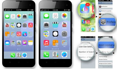 Hp Iphone Ios 5 6 cara termudah merubah tilan android menjadi iphone jagophp