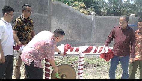 pabrik kelapa sawit pt pal  sidomukti muaro jambi diresmikan