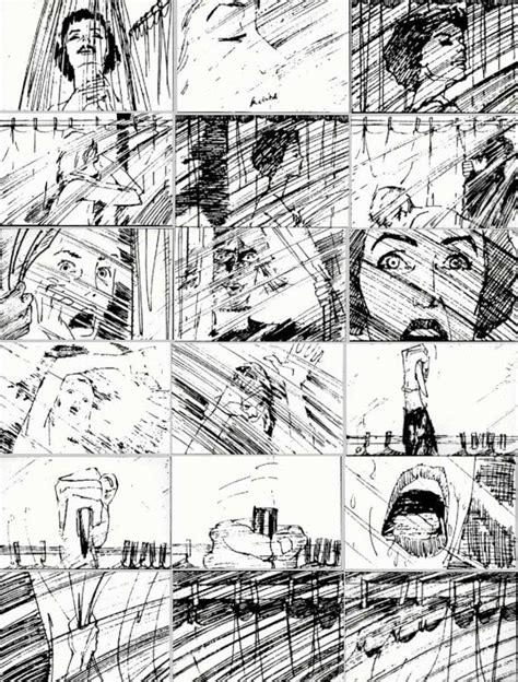S4 Monocrome 2 arts plastiques lyc 233 e costebelle scenario et storyboard