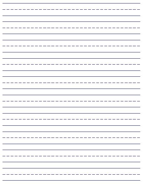 printable writing paper upper elementary paper with lines for learning to write world of label