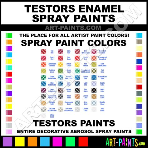 testors enamel spray paint colors testors enamel aerosol decorative graffiti paint colors