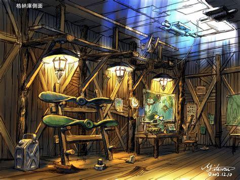 workshop illustration grandia iii art gallery