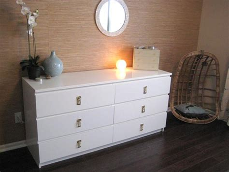 Malm Dresser Hacks by Look Personalizes An Malm Dresser Apartment