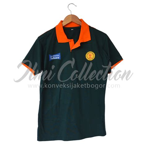 Kemeja Shara kaos polo ilmi collection