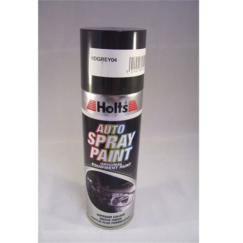 paint match hdgrey04 holts paint match pro aerosol grey non metallic