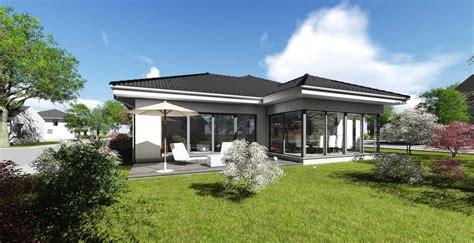 architekten bungalow visualisierung bungalow typ iv br 228 uer architekten