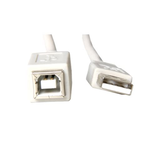 Usb2 0 Cable M M 3m cable usb2 0 tipo a b hembra 3m beige cables