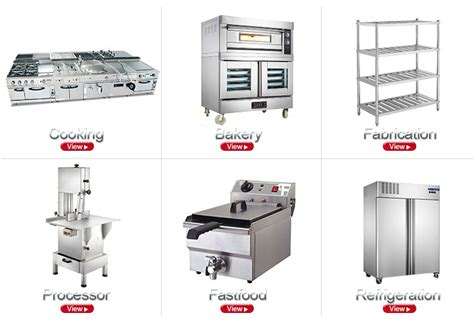 Kitchen Unit Parts by Professional Hotel Kitchen Equipment Spare Parts List With