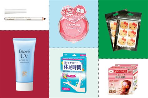 best japanese the 13 best japanese drugstore products 2018