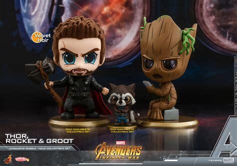 Toys Cosbaby Team Iron Marvel Captain America 3 Civil War toys marvel infinity war cosbaby s figures figures