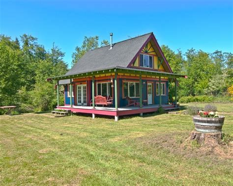 Tiny House With Porch Tiny House Design Wrap Around Porch Nesting