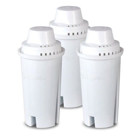 Westinghouse Air Purifier Replacement Filters by Westinghouse Replacement Water Filter 3 Pack Walmart