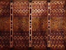 Mudejar Decke by La Palma Santa De La Palma