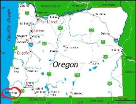 map of brookings oregon brookings or official website maps