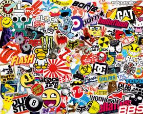 wallpaper stickers pegatinas skate para decorar tu tabla en teleadhesivo