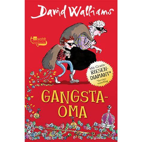 gangsta granny  german gangsta oma david walliams  linguist