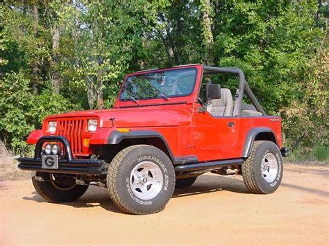 jeep wrangler 1990 redwrangler2k 1990 jeep wrangler specs photos
