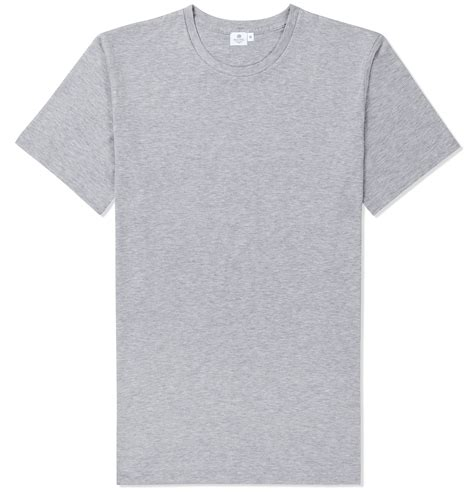Kaos 007 Bond Casino Royale lyst sunspel riviera crew neck t shirt in gray for