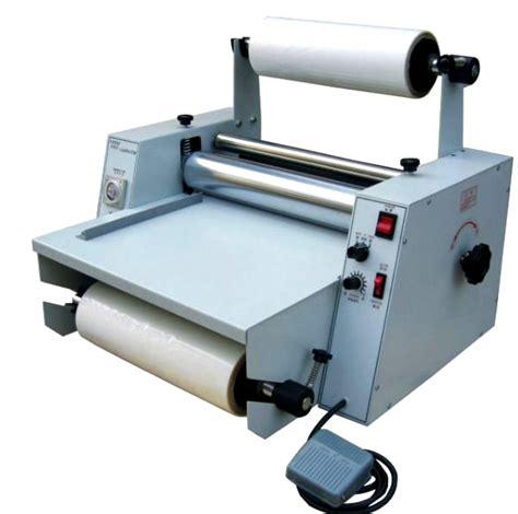 Mesin Laminating Merk Riehdel pusat alat dan mesin laminating roll panas dan dingin
