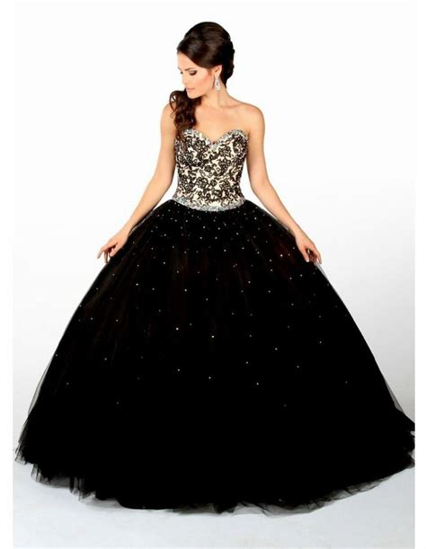 Best 25  Black quinceanera dresses ideas that you will