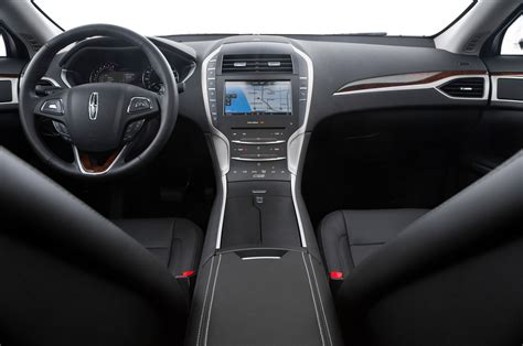 Lincoln Mkz Interior by 2014 Lincoln Mkz 3 7 Awd Test