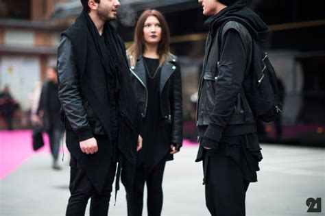 black clothing wearing black clothes makes you appear more attractive intelligent and confident