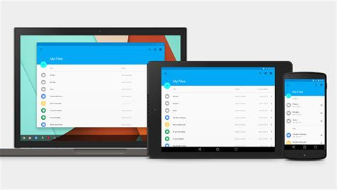 layout material design android top designers react to google s new material design