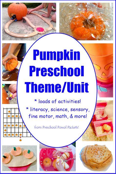 pumpkin activities pumpkin preschool theme activities preschool powol packets
