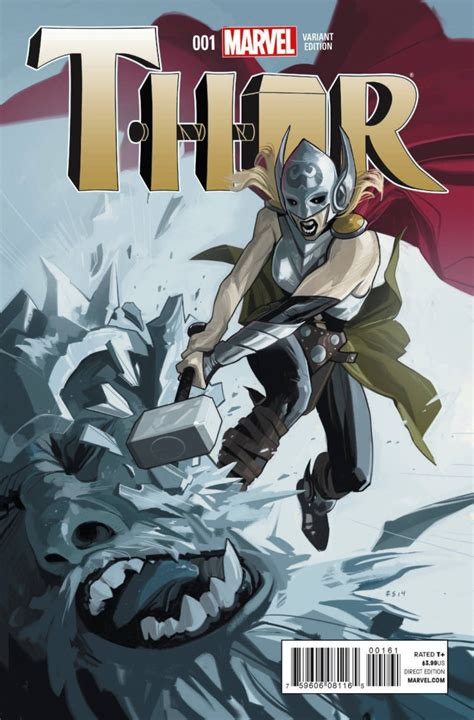 heres marvels  female thor photo gallery