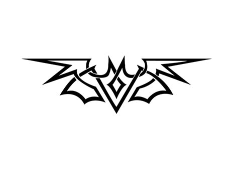tribal tattoo logo tribal batman design www imgkid the image kid has it