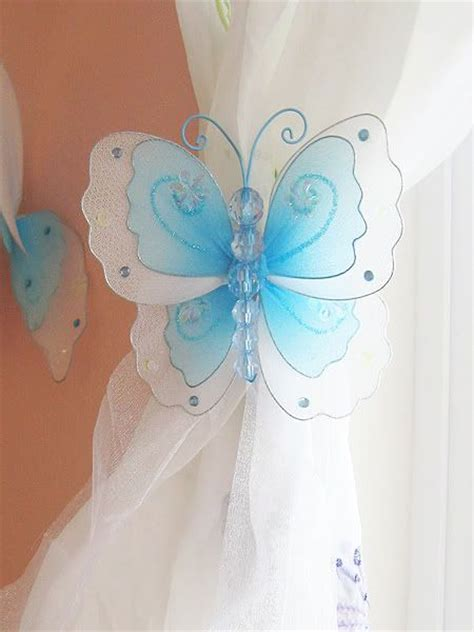 curtain tie backs for kids 228 best images about girls rooms on pinterest butterfly