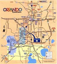 florida attractions map orlando florida map free printable maps