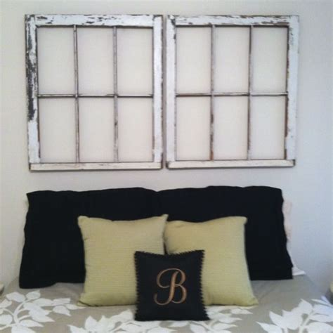 window frame headboard best 25 old window headboard ideas on pinterest window