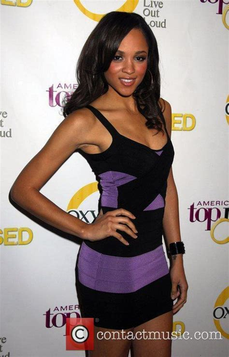 New Saleisha Stowers Pictures by Saleisha Stowers At The Oxygen Media Launch For