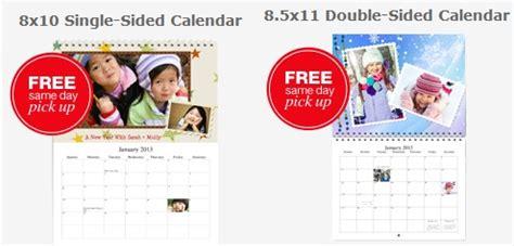 Cvs Photo Calendar Buy One Calendar Get One For 50 At Cvsphoto