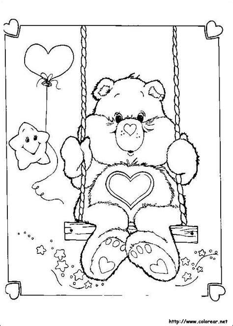 imagenes para colorear miercoles de ceniza dibujos para colorear de los osos amorosos