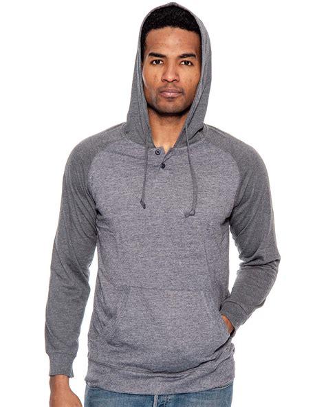 Mens Light Hoodie by True Rock S Lightweight Pullover Hoodie Ebay