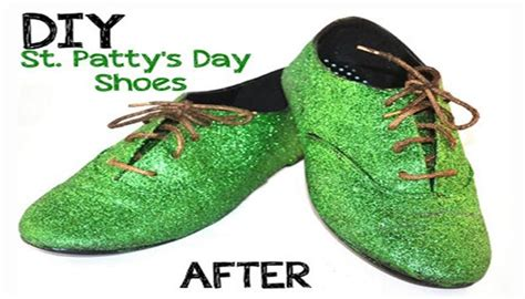 Sepatu Heels Baby Green Gliter 46 best st patty s day images on make up looks makeup ideas and makeup