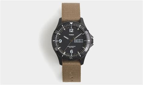 timex dive timex for j crew dive cool material