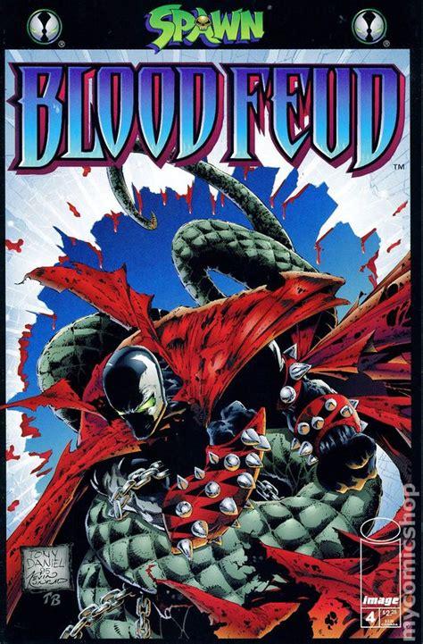 Blood Feud spawn blood feud 1995 comic books