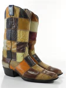 Mens Patchwork Boots - mens patchwork boots 28 images shop s power patchwork