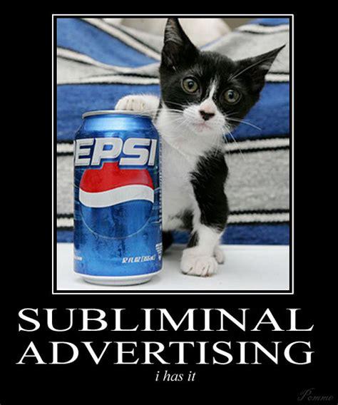 Meme Advertising - subliminal advertising cat meme cat planet cat planet