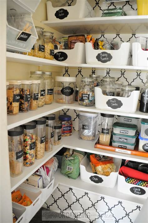 organize small pantry on pinterest small pantry black 17 best images about kitchen pantry on pinterest