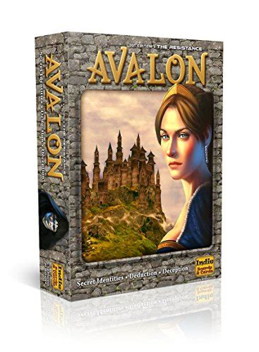the resistance avalon social deduction import it all