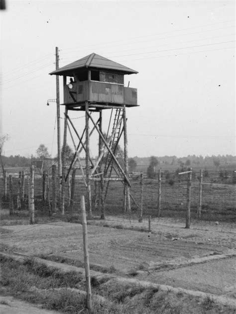 SCENES AT STALAG VIIIB (LAMSDORF) PRISONER OF WAR CAMP