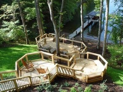 how to level a hilly backyard 17 best ideas about hillside deck on pinterest build stuff tiered deck and backyard