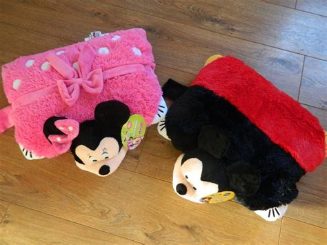 Mickey And Minnie Pillows by Pillow Pets Disney Mickey Mouse Club House Mickey And