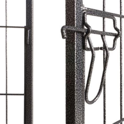 recinto in metallo per cuccioli zooplus