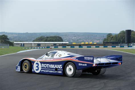 porsche prototype race 1982 porsche 956 group c sports prototype build race party